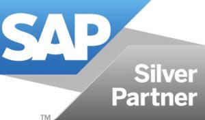 Hier ist das SAP Silver Partner Logo. IT2media ist Silver Partner und berechtigt, das Logo von SAP zu führen.
