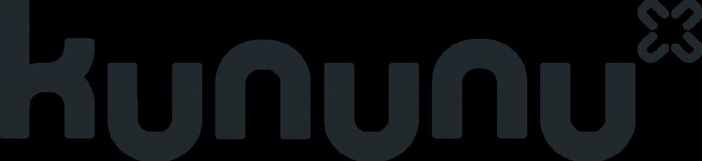 Hier steht das Logo der Firma kununu - einem Portal zur Bewertung von Arbeitgebern und Bewerbungsprozessen.