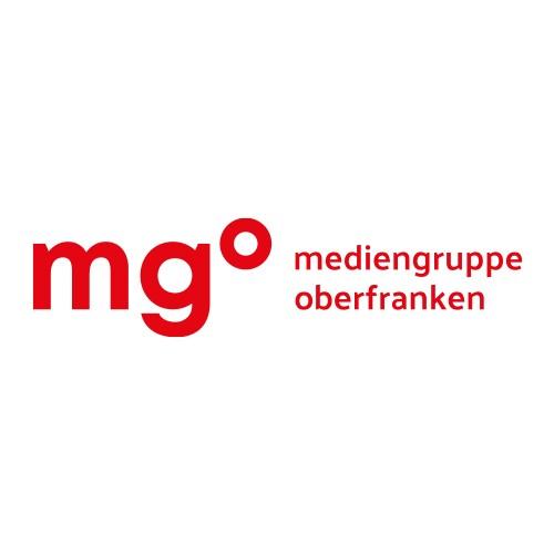 Hier sehen Sie das Logo der Mediengruppe Oberfranken.
