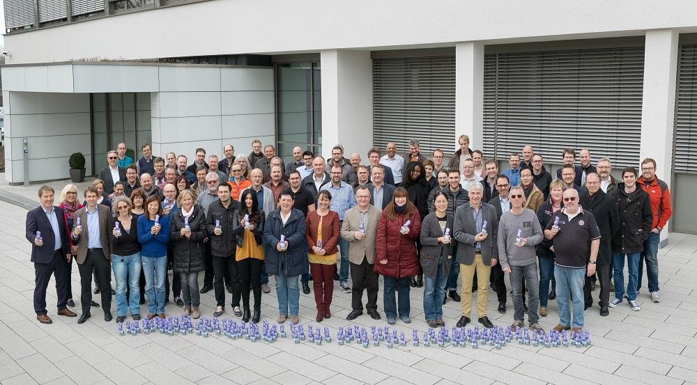 Gemeinsam erreichen wir bei IT2media mehr - die meisten unserer Kollegen sind am Standort Nürnberg.